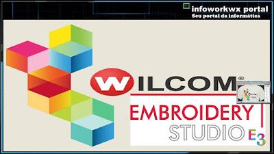 Wilcom Embroidery Studio E3 + Crack