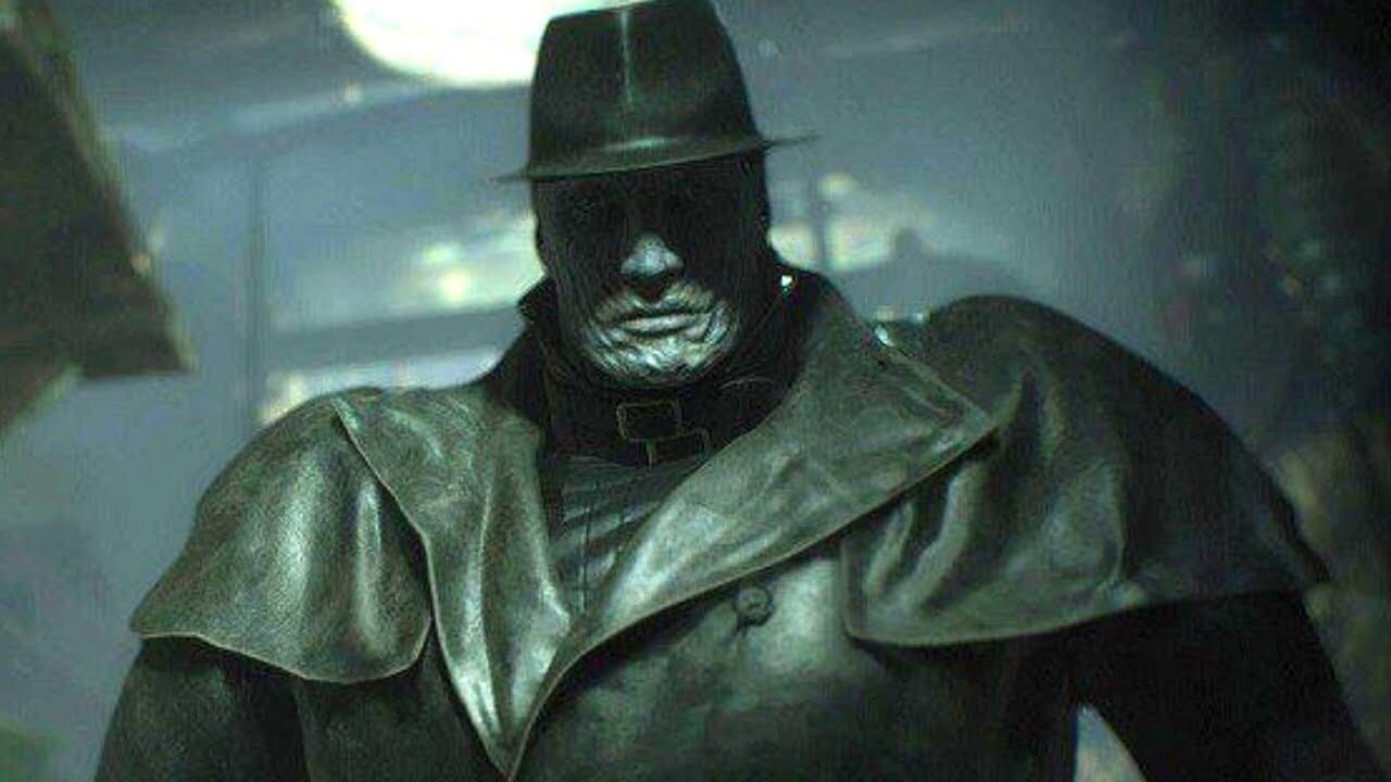 Twitter's Reaction On Resident Evil 2 Remake's Hat-Wearing Gigantic Terror Mr X