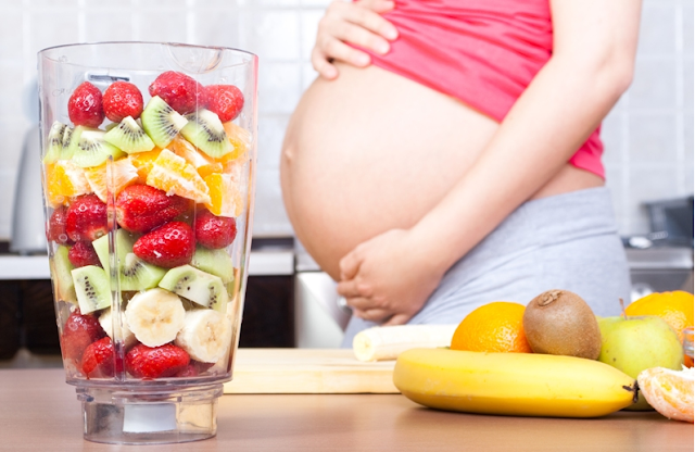 jenis buah buahan untuk ibu hamil