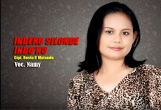 Download Lagu Toraja Indeko Silonde Indo'ku (Namy)