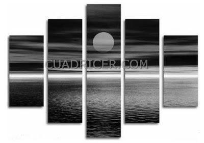 http://www.cuadricer.com/cuadros-pintados-a-mano-por-temas/cuadros-paisajes/cuadros-online-madrid-barcelonapaisaje-blanco-y-negro-salon-habitacion-1494.html