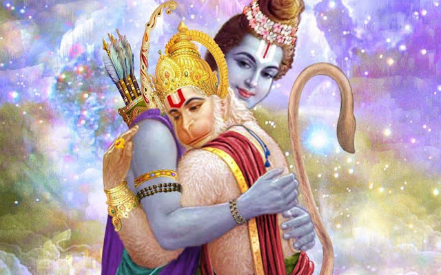 Best Lord Ram & Hanuman HD Wallpaper For Desktop