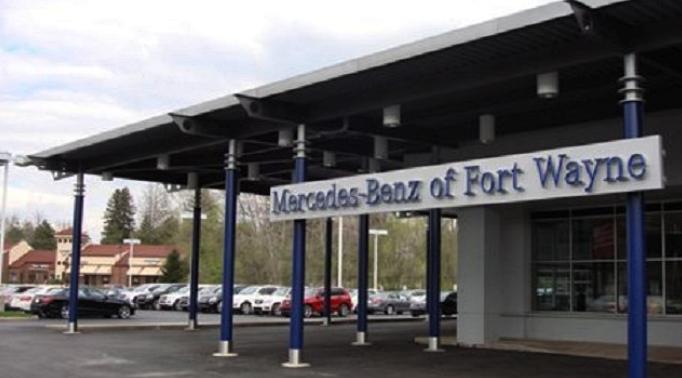 Fort Wayne Mercedes-Benz Dealership