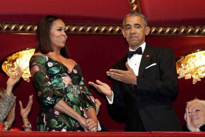 Michelle And Barack Obama Top Most Admired List Ahead Of Clinton And Trump
