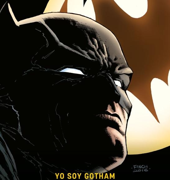 Batman Volumen 01: Yo Soy Gotham