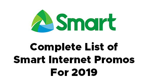 Smart data promo