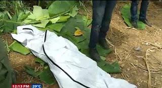 Autoridades recuperan cadáveres de tres hermanitos que se lanzaron a laguna de SPM