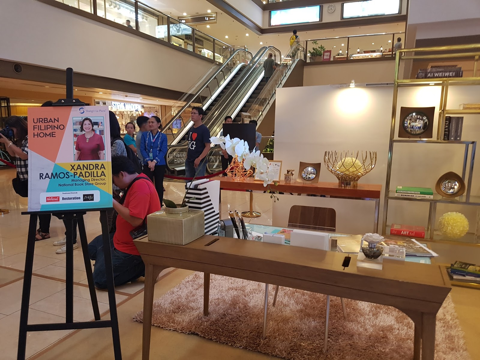Jampacked Lifestyle Shangri La Plaza S Urban Filipino