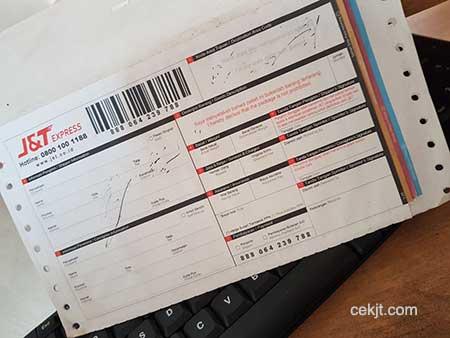 Cara Cek Nomor Resi J&T Kiriman Jakarta Timur
