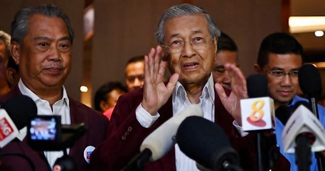 Tun Mahathir Catat Sejarah, Angkat Sumpah PM Malaysia Ke-7 Hari Ini