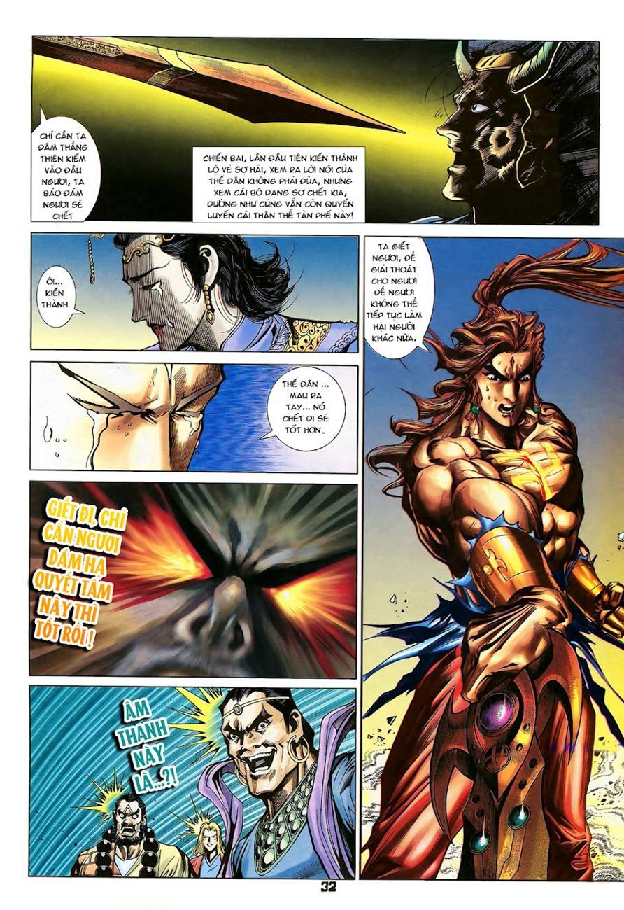Đại Đường Uy Long chapter 85 trang 31