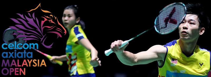 Badminton Terbuka Malaysia 2018