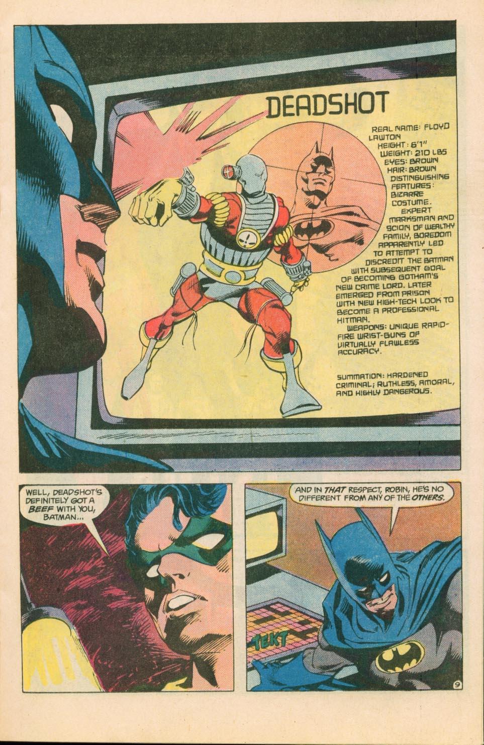 Detective Comics (1937) 566 Page 9