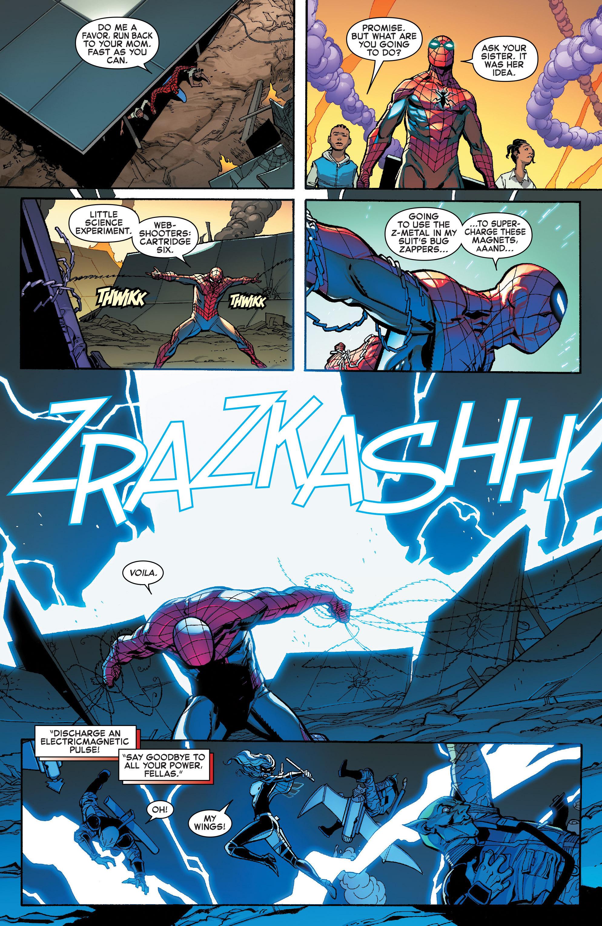 4 bộ giáp siêu khủng có thể giúp sức mạnh của Người Nhện tăng lên như hổ mọc thêm cánh trong Spider-Man Far From Home - Ảnh 25.