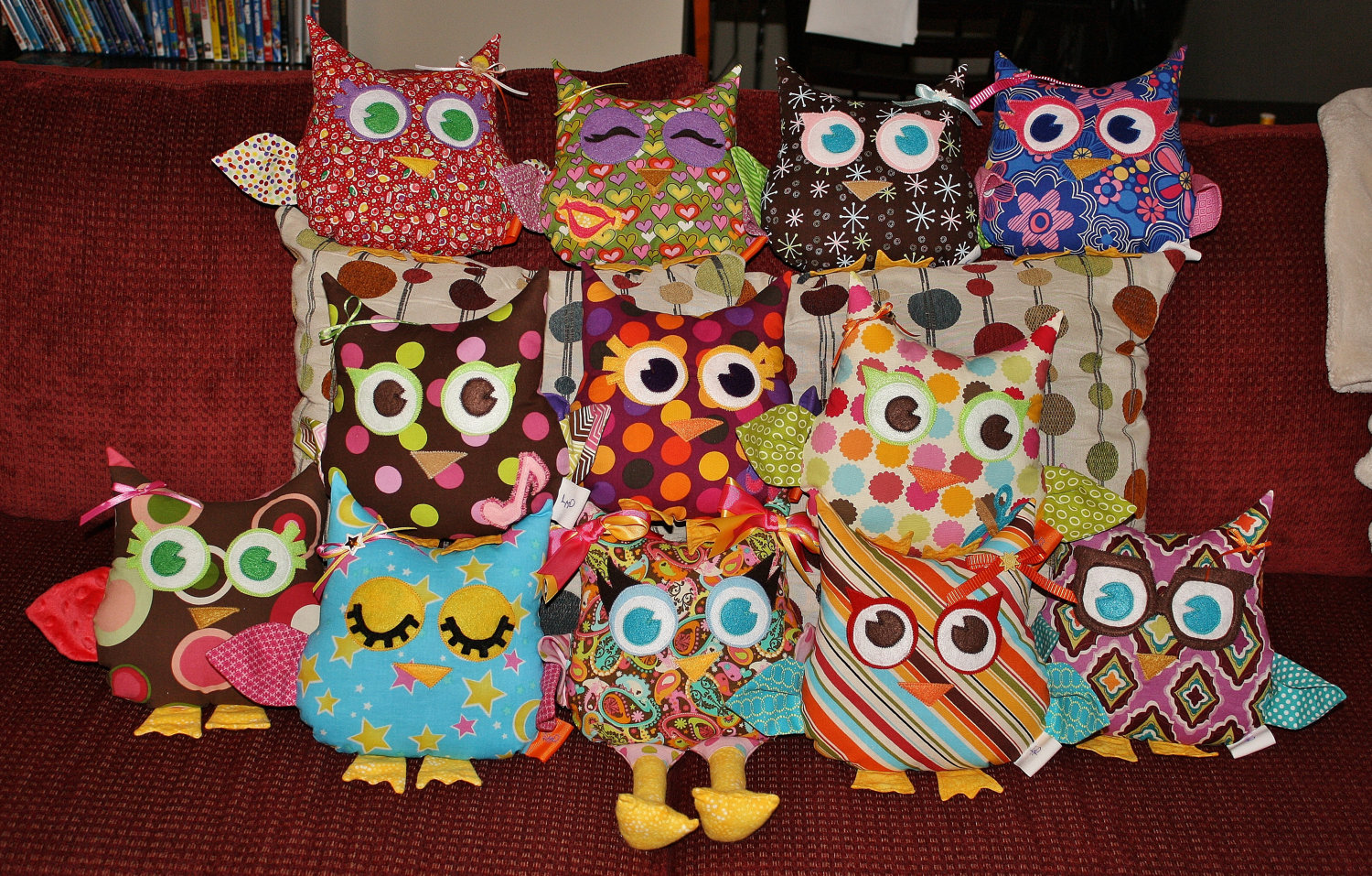 Jen S Happy Place Owl Themed Birthday Party The Decorations