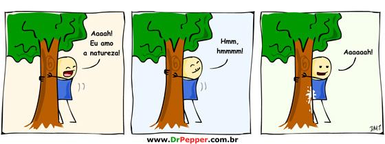 Outros quadrinhos do Dr Pepper