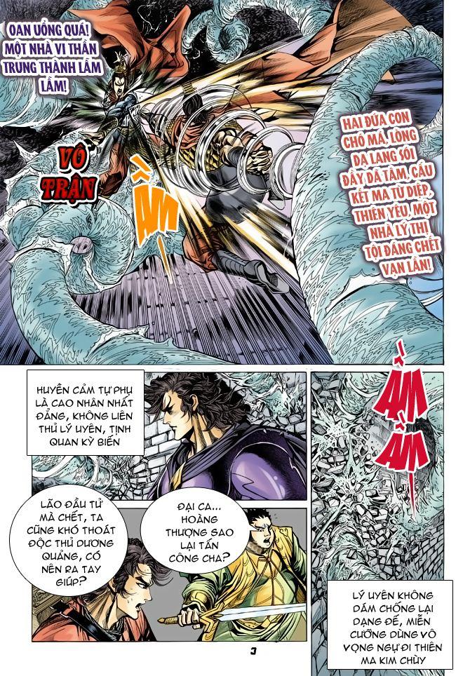 Đại Đường Uy Long chapter 52 trang 3