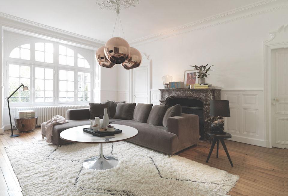 Residenza di 300 anni con arredi moderni nella regione for Arredi moderni interni
