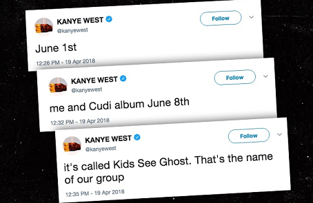 Kanye West To Drop Two Albums Soon