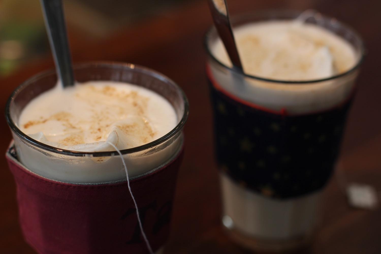 coconut chai latte t-bar Torvehallerne