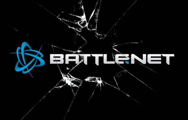 Segurança Battlet.net comprometida