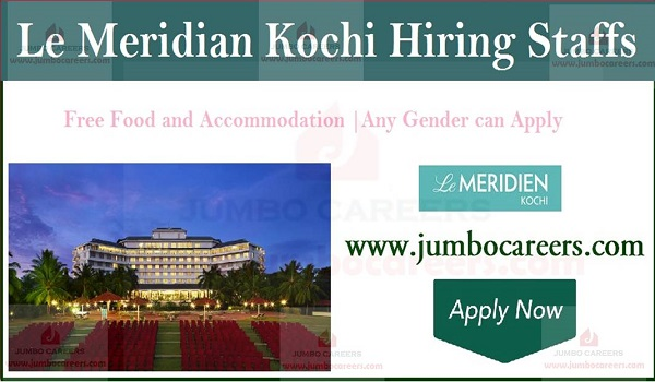 Available hotel jobs in Kochi, Latest hotel job opportunities,