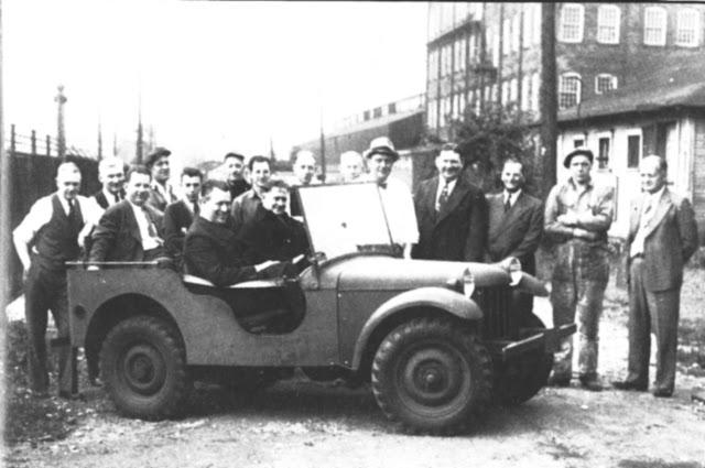 23 September 1940 worldwartwo.filminspector.com Bantam prototype Jeep