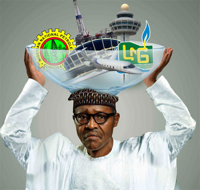 Image result for sale of nigeria's national assets