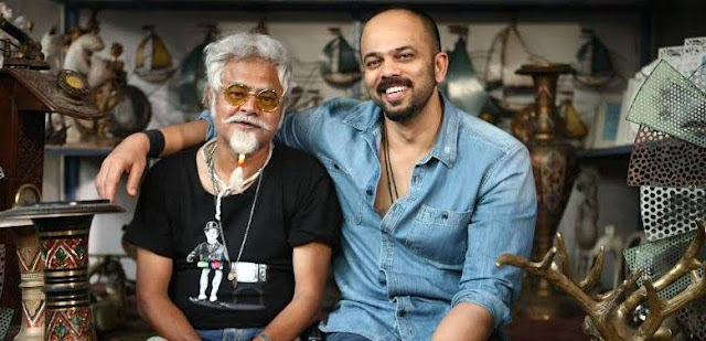 Actor Sanjay Mishra
