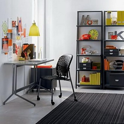 5 Tips for Organizing a Small Home Office 5