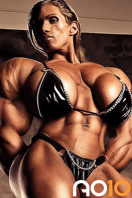 Isabelle Turell muscle morph