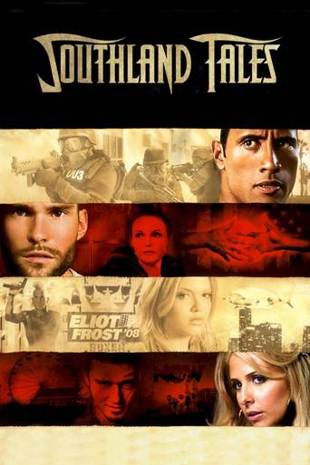 Southland Tales (2006) ταινιες online seires oipeirates greek subs