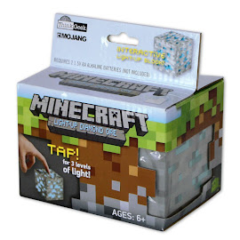 Minecraft ThinkGeek Light-Up Diamond Ore Gadget