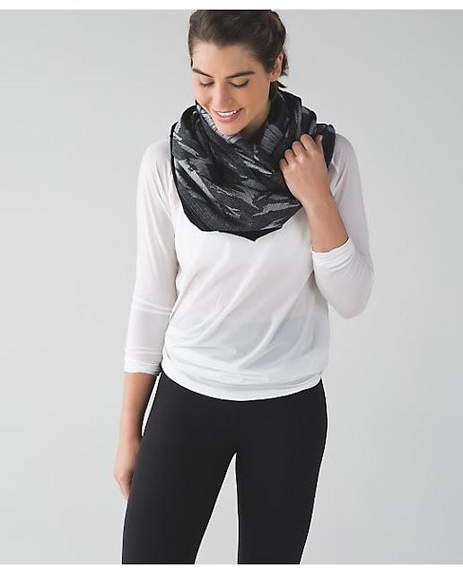 lululemon lotus-scarf