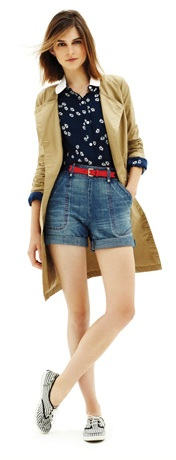 ab1c779a6e fashionably petite  Keds for Opening Ceremony Summer 2012 Collection