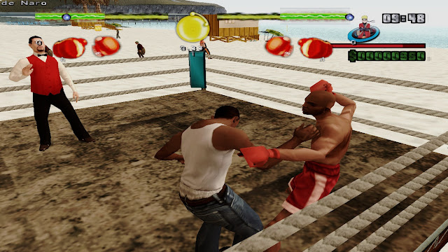 Boxing Match Mod Gta San Andreas 4