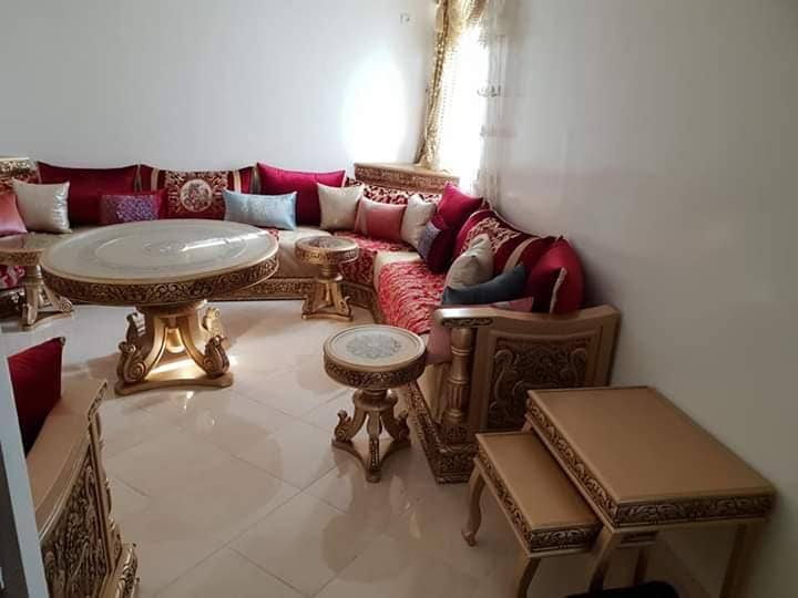 Meilleures images de salon-marocain-luxe 2019 - decorationmarocains