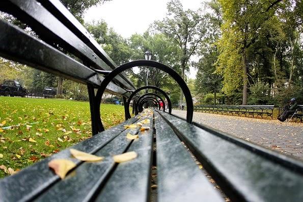 Vill du köpa en bänk i Central Park?
