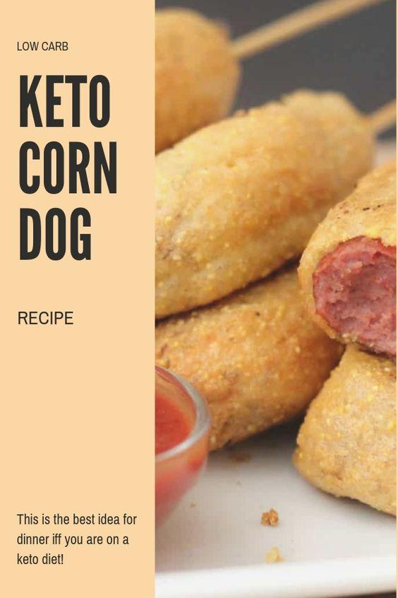 Keto Corn Dog