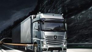 OM470 Engine Sound for Mercedes Actros
