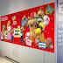 Zona gratuita de videojuegos en un aeropuerto de Japón