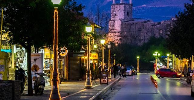 Γιάννενα: Η γιορτή αρχίζει, η πόλη αλλάζει, με περισσότερο φως!