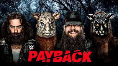 WWE PAYBACK 2016 EN VIVO