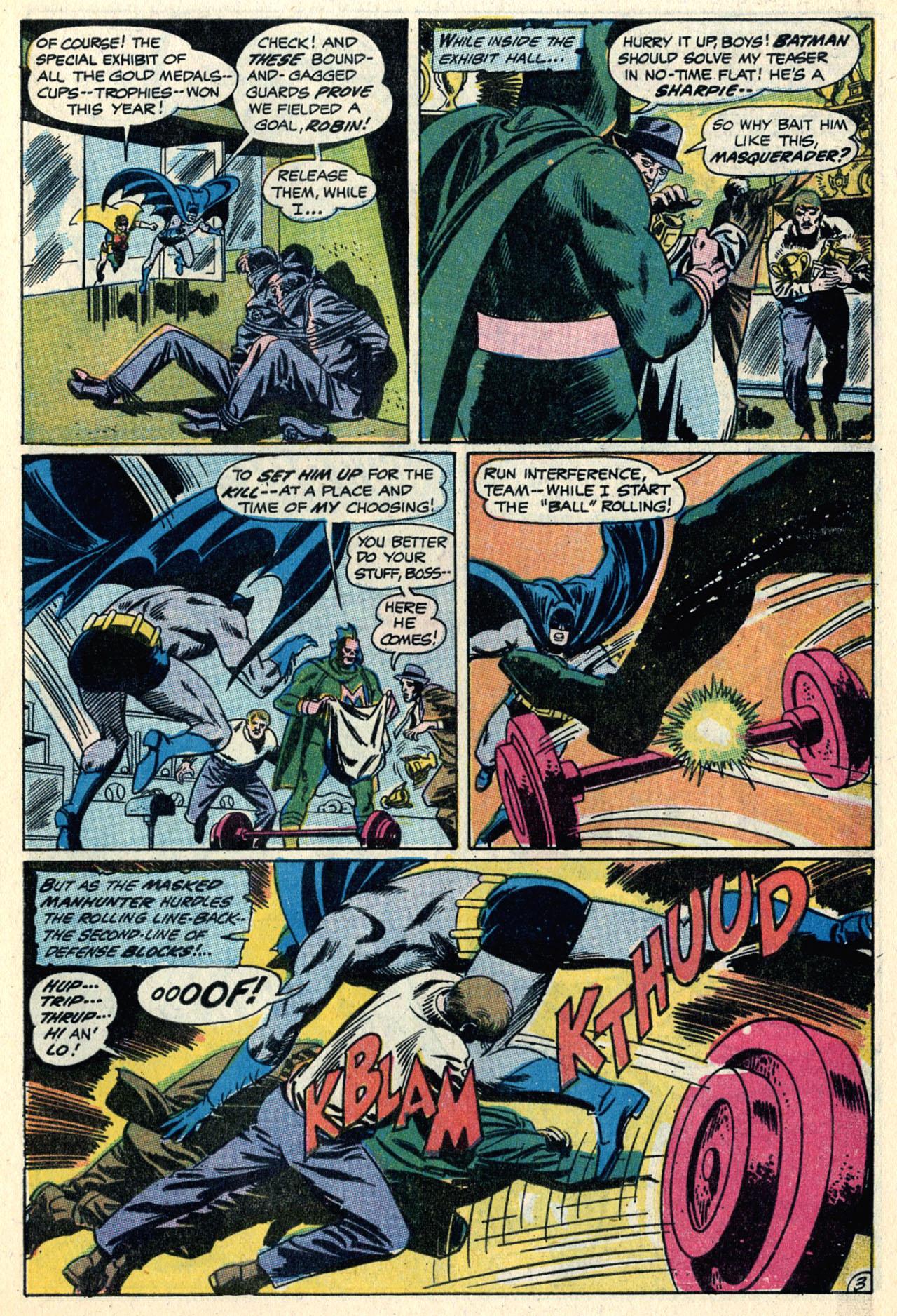 Detective Comics (1937) 390 Page 4