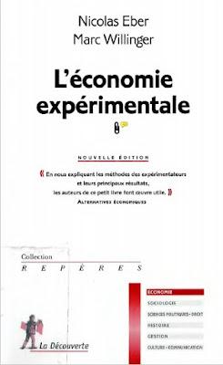Télécharger Livre Gratuit L'économie expérimentale pdf
