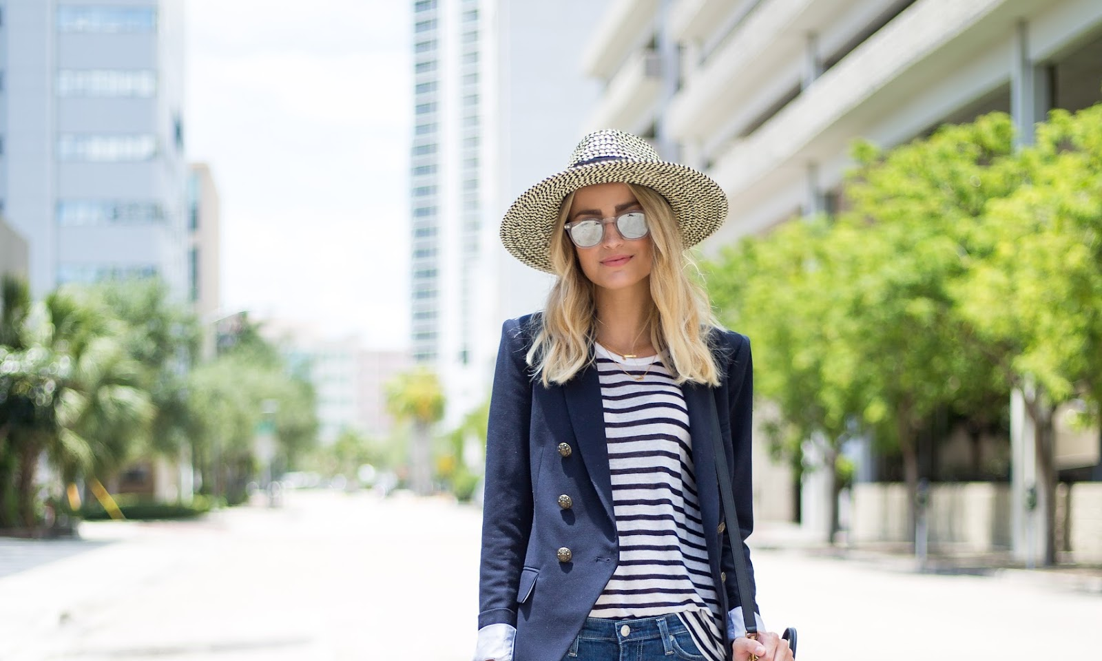 How To Style A Blazer This Summer