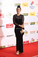 Vennela in Transparent Black Skin Tight Backless Stunning Dress at Mirchi Music Awards South 2017 ~  Exclusive Celebrities Galleries 081.JPG