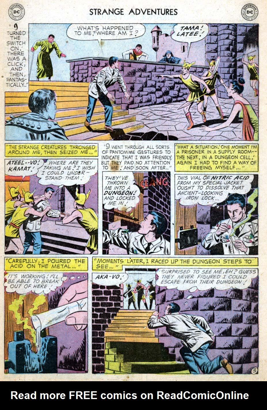 Strange Adventures (1950) issue 62 - Page 13