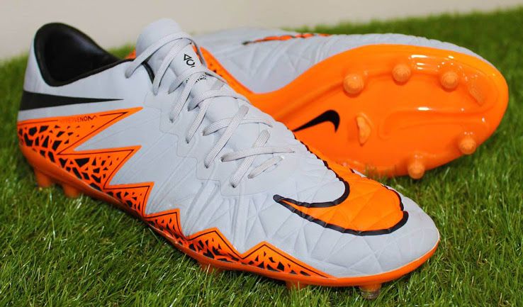 check out 3e67f 14cf0 Nike Hypervenom Phinish 2 Football Boots Released  Nike has released the  all new white and orange Nike Hypervenom Phinish 2 football boots.