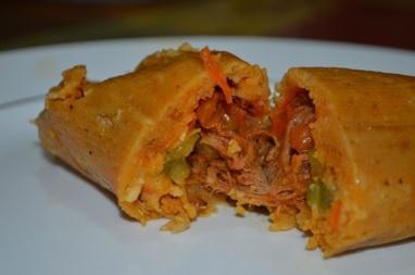 cómo hacer nacatamales hondureños ricos receta para hacer nacatamales hondureños de cerdo